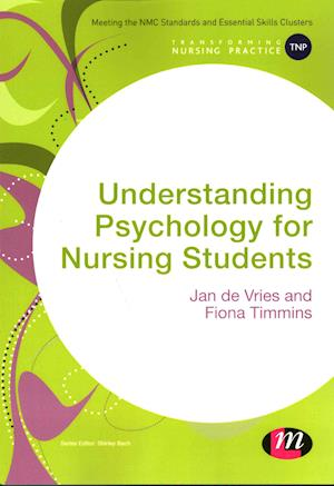 Bog, paperback Understanding Psychology for Nursing Students af Jan De Vries