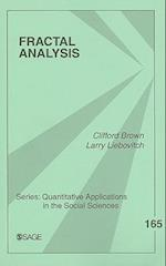 Fractal Analysis (QUANTITATIVE APPLICATIONS IN THE SOCIAL SCIENCES, nr. 165)