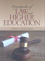 Encyclopedia of Law and Higher Education