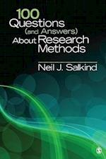 100 Questions (and Answers) About Research Methods (100 Questions & Answers)
