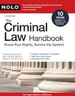 Criminal Law Handbook af Paul Bergman