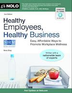 Healthy Employees, Healthy Business af Ilona Bray