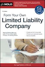Form Your Own Limited Liability Company af Anthony Mancuso
