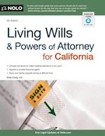 Living Wills and Powers of Attorney for California af Shae Irving