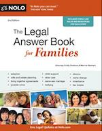 The Legal Answer Book for Families af Emily Doskow