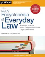 Nolo's Encyclopedia of Everyday Law af Shae Irving