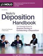 Nolo's Deposition Handbook af Albert Moore, Paul Bergman