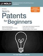 Nolo's Patents for Beginners af Richard Stim