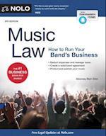Music Law af Richard Stim