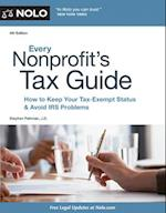 Every Nonprofit's Tax Guide (Every Nonprofit's Tax Guide)