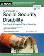 Nolo's Guide to Social Security Disability (NOLO'S GUIDE TO SOCIAL SECURITY DISABILITY)