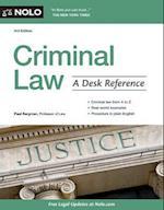 Criminal Law af Paul Bergman