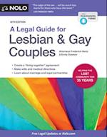 A Legal Guide for Lesbian & Gay Couples (Legal Guide for Lesbian and Gay Couples)