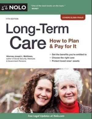 Long-Term Care af Joseph Matthews