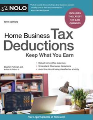 Home Business Tax Deductions af Stephen Fishman