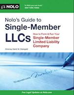 Nolo's Guide to Single Member Llcs