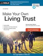 Make Your Own Living Trust (MAKE YOUR OWN LIVING TRUST)