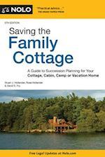 Saving the Family Cottage (Saving the Family Cottage)