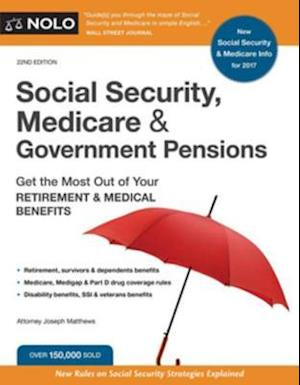 Social Security, Medicare and Government Pensions af Joseph Matthews