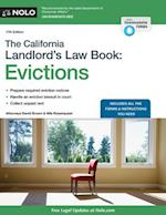 The California Landlord's Law Book (CALIFORNIA LANDLORD'S LAW BOOK VOL 2 :  EVICTIONS, nr. 2)