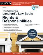 The California Landlord's Law Book (California Landlord's Law Book : Rights and Responsibilities)