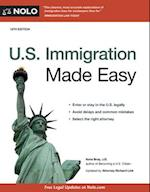 U.S. Immigration Made Easy (U S IMMIGRATION MADE EASY)
