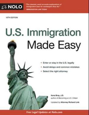 U.S. Immigration Made Easy af Ilona Bray