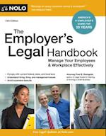 The Employer's Legal Handbook (EMPLOYER'S LEGAL HANDBOOK)