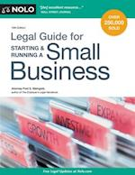 Legal Guide for Starting & Running a Small Business (Legal Guide for Starting & Running a Small Business)