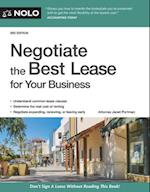 Negotiate the Best Lease for Your Business (NEGOTIATE THE BEST LEASE FOR YOUR BUSINESS)
