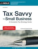Tax Savvy for Small Business (TAX SAVVY FOR SMALL BUSINESS)