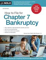 How to File for Chapter 7 Bankruptcy (HOW TO FILE FOR  CHAPTER 7 BANKRUPTCY)
