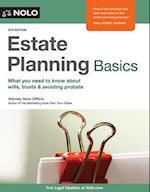 Estate Planning Basics (ESTATE PLANNING BASICS)