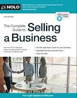 The Complete Guide to Selling a Business (COMPLETE GUIDE TO SELLING A BUSINESS)