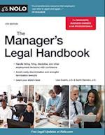 The Manager's Legal Handbook (MANAGER'S LEGAL HANDBOOK)