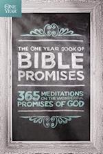 The One Year Book of Bible Promises af James Bell