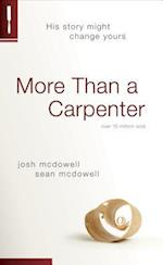 More Than a Carpenter af Josh McDowell, Sean McDowell
