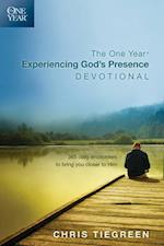 The One Year Experiencing God's Presence Devotional (One Year)