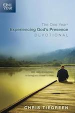 One Year Experiencing God's Presence Devotional