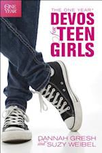 The One Year Devos for Teen Girls (One Year)