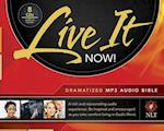 Live It Now! Dramatized Audio Bible af Tyndale