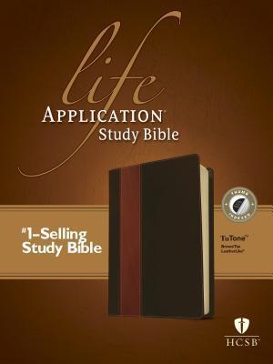 Ukendt format Life Application Study Bible-HCSB