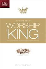One Year Worship the King Devotional af Chris Tiegreen