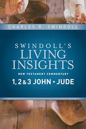 Bog, hardback Insights on 1, 2 & 3 John, Jude af Charles R. Swindoll