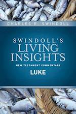 Insights on Luke (Swindolls Living Insights New Testament Commentary, nr. 3)