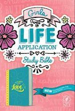 Girls Life Application Study Bible