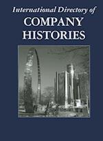 International Directory of Company Histories (INTERNATIONAL DIRECTORY OF COMPANY HISTORIES, nr. 131)