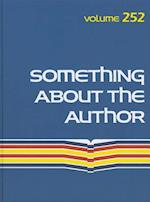 Something about the Author (SOMETHING ABOUT THE AUTHOR, nr. 252)
