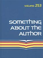 Something about the Author (SOMETHING ABOUT THE AUTHOR, nr. 253)