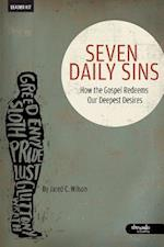Seven Daily Sins - DVD Leader Kit af Jared Wilson